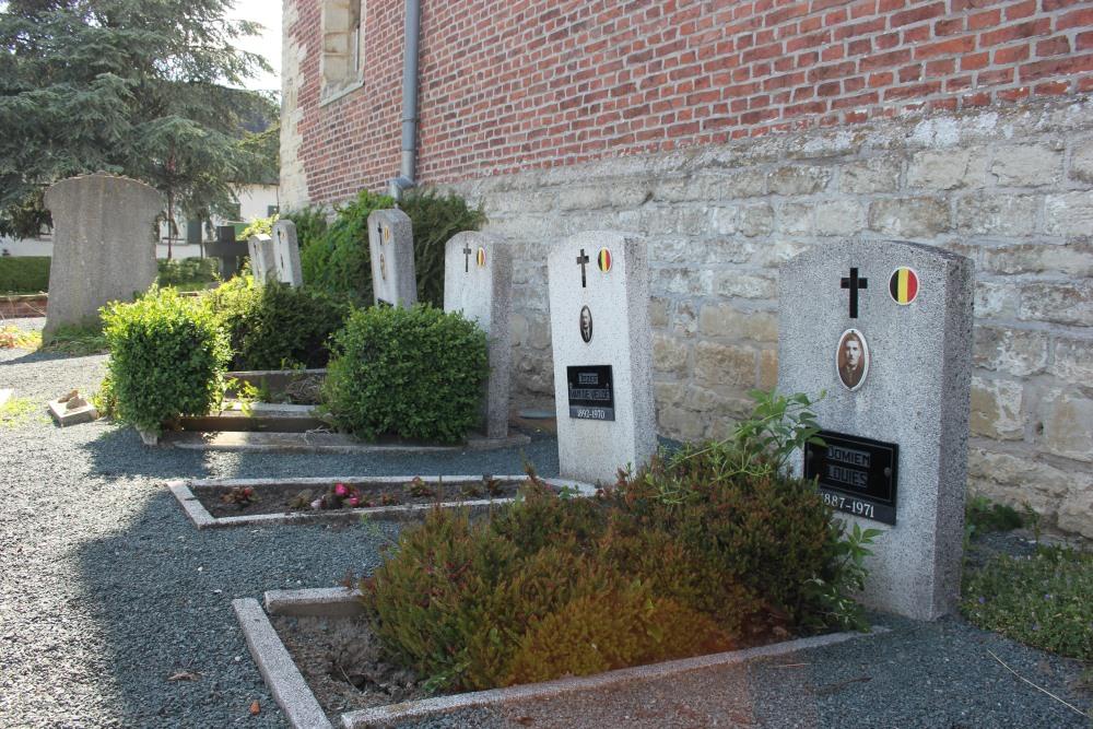 Veteran War Graves Bollebeek