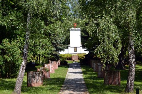 Soviet War Cemetery Reitwein