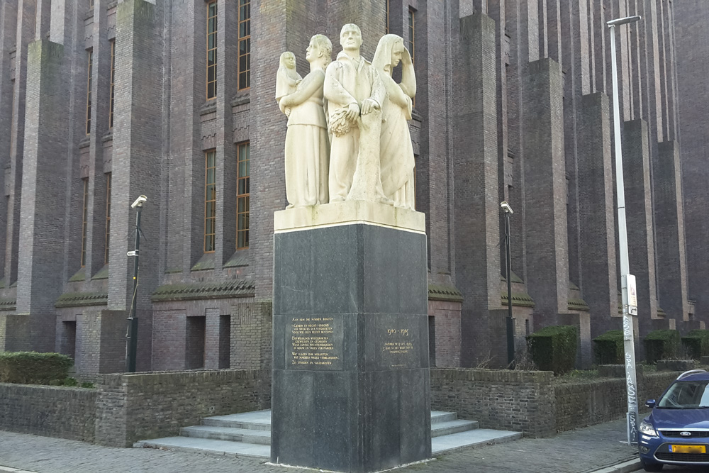 Monument for Killed Railway Employees