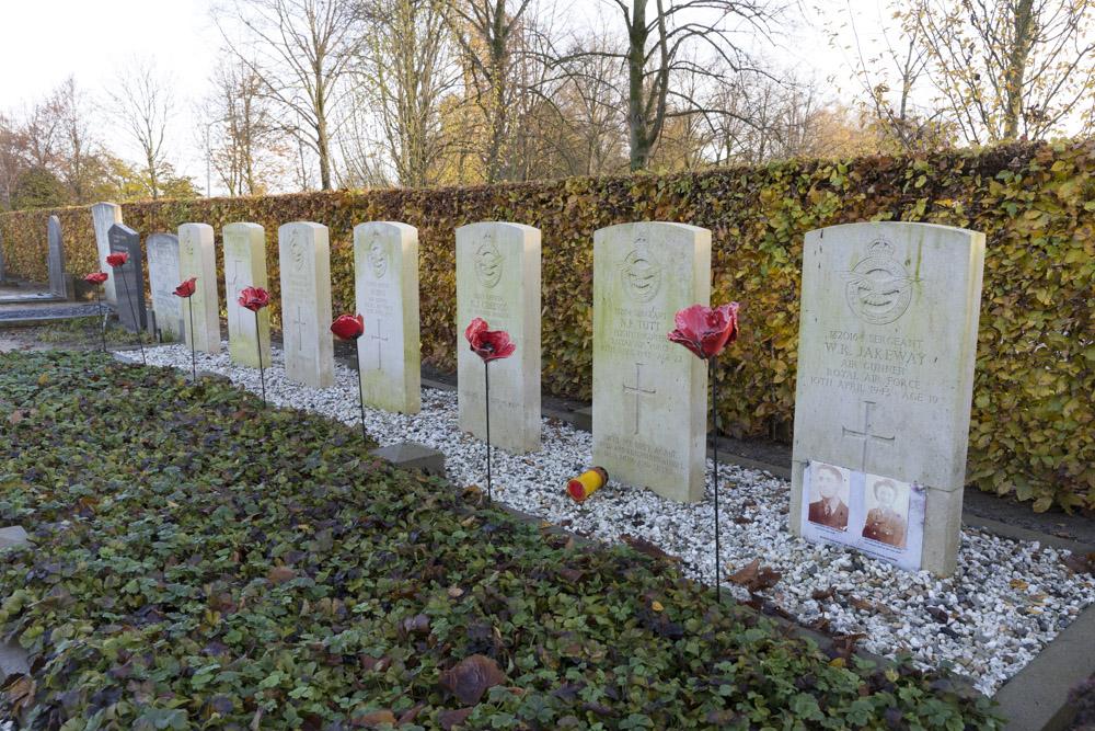 Oorlogsgraven van het Gemenebest N.H. Begraafplaats Oudewater