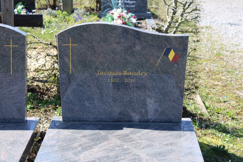 Graven Oudstrijders Beauvechain