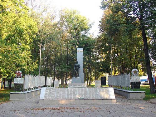 Mass Grave Soviet Soldiers Krasnopole