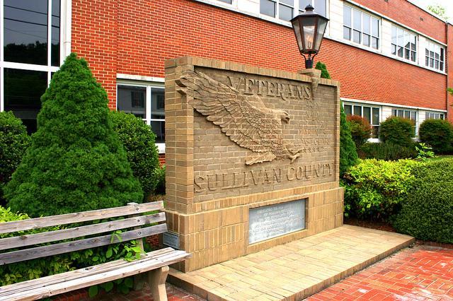 Veterans Memorial Sullivan County