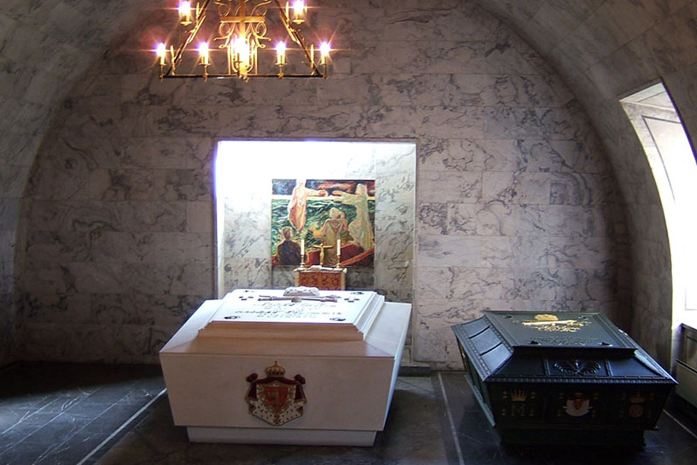 Koninklijke Mausoleum Akershus slott