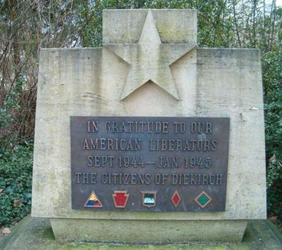 Monument Amerikaanse Bevrijders