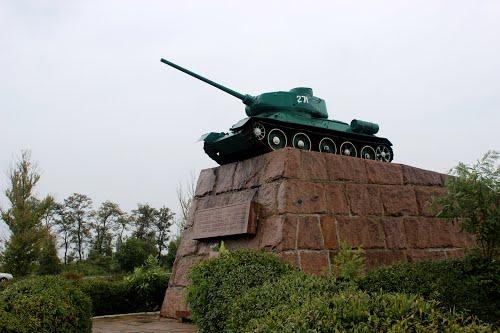 Liberation Memorial (T-34/85 Tank) Kazanka