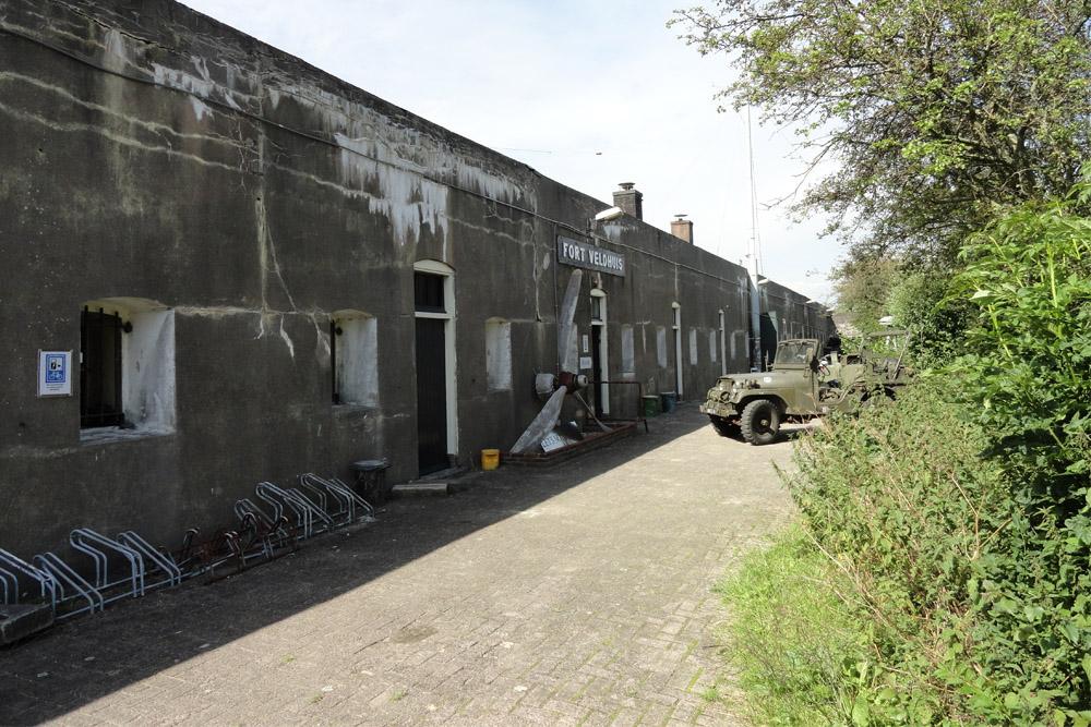 Fort bij Veldhuis