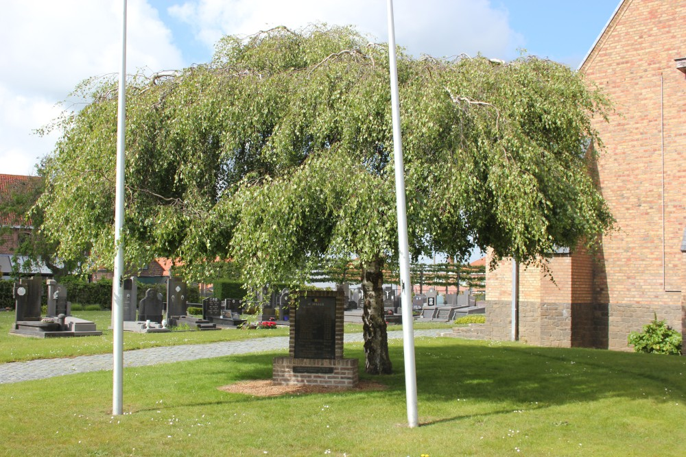 War Memorial De Mokker Koekelare