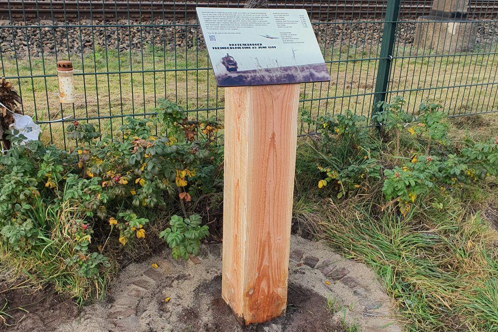 Monument Treinbeschieting Hattemerbroek