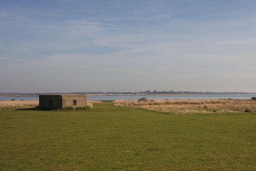Bunker FW3/27 East Mersea