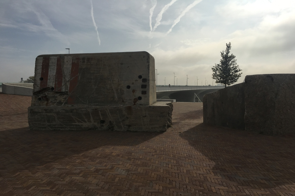 Tank Barrier Lent