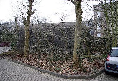German R 502 Bunker Driehuis