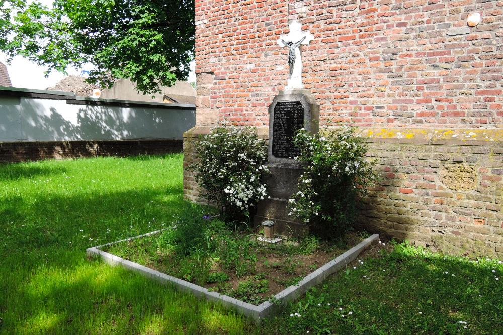 War Memorial 14-18 Thorr