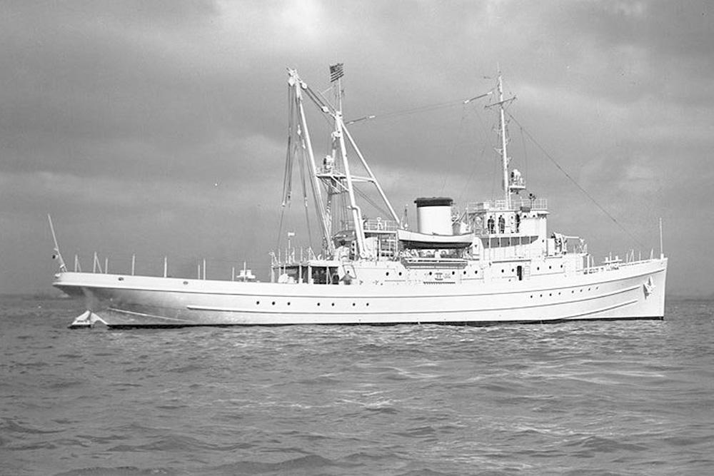 Scheepswrak USS Seminole (AT-65)