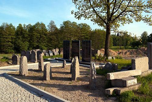 Monument Voormalige Evangelische Begraafplaats