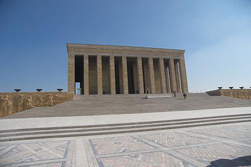 Anitkabir (Mauseoleum Mustafa Kemal Atatürk)