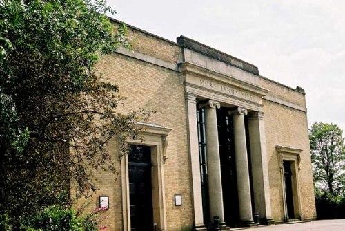 Memorial Crematorium West London