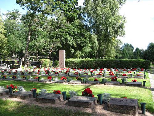 Finnish War Graves Kisko