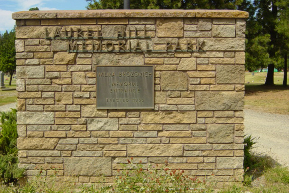 Amerikaans Oorlogsgraf Laurel Hill Memorial Park