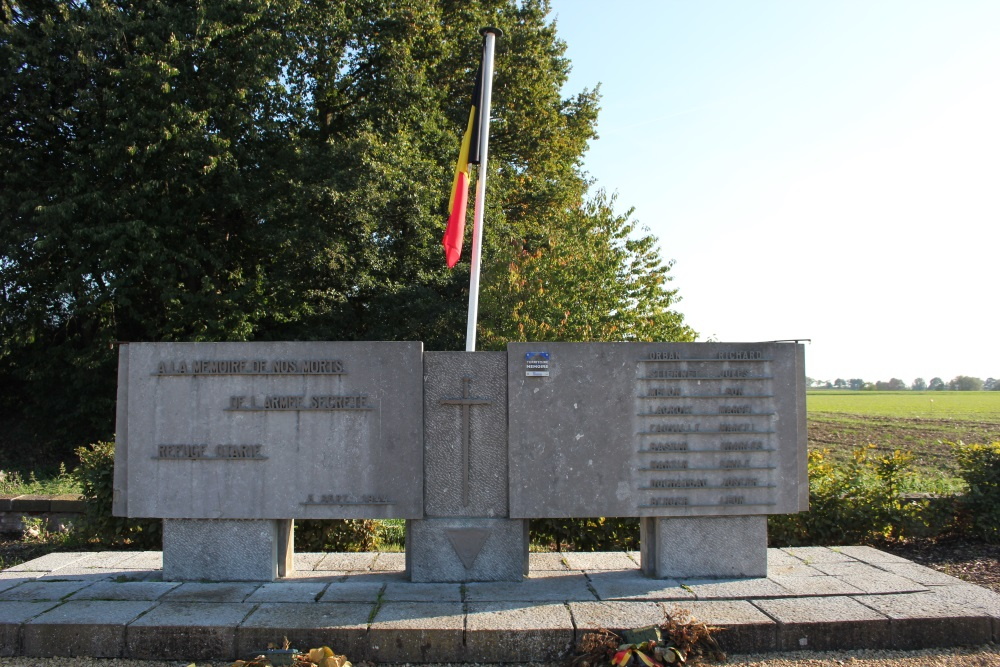 Memoriaal van het Verzet Omal