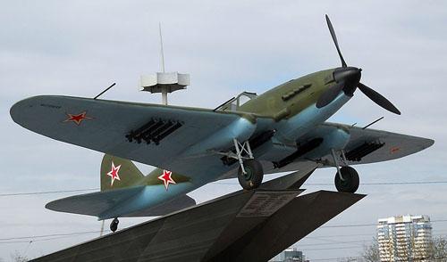 Ilyushin Il-2 'Shturmovik' Samara