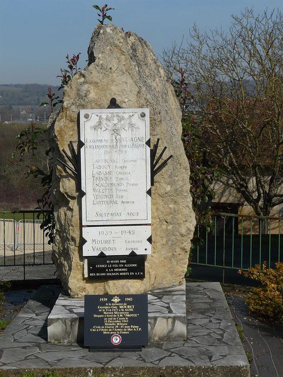 War Memorial Saint-Agne
