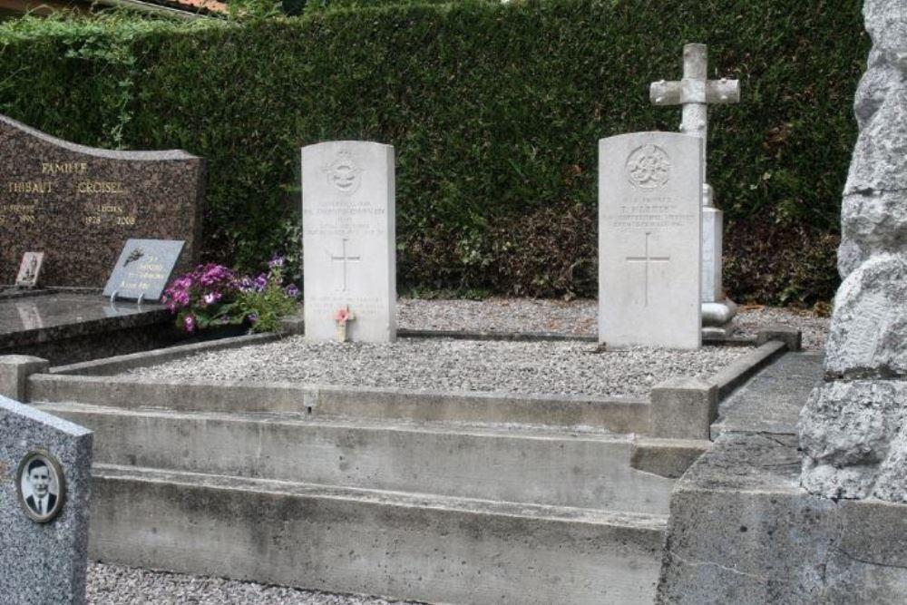 Oorlogsgraven van het Gemenebest Caumont