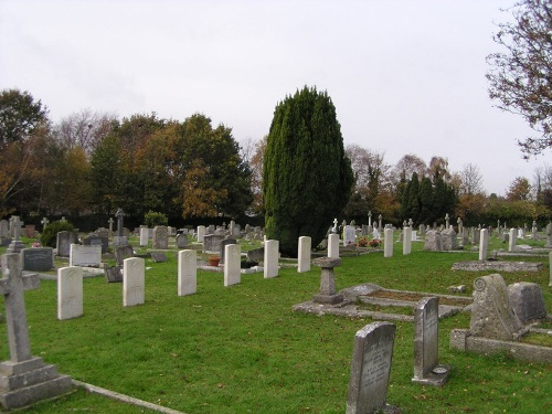 Commonwealth War Graves Parkstone Cemetery