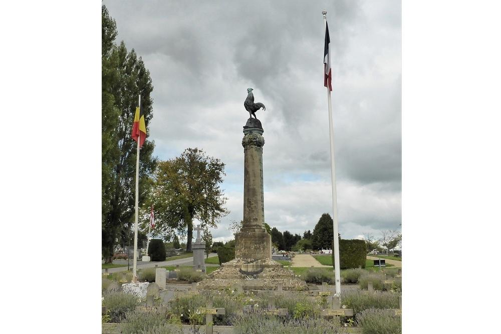 French Memorial Municipal Cemetery Arlon