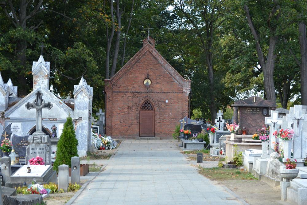 Katholieke Begraafplaats Aleksandrow Kujawski