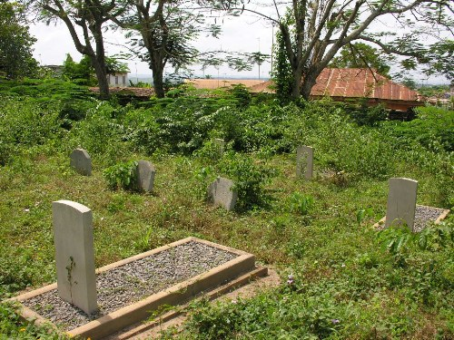 Commonwealth War Graves Ilaro