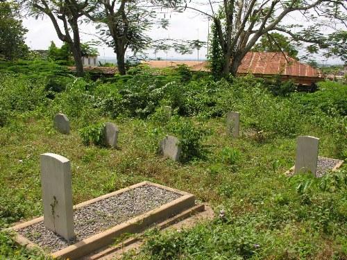 Oorlogsgraven van het Gemenebest Ilaro