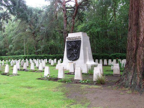 Tsjechoslowaakse Oorlogsgraven Brookwood Military Cemetery