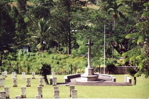 Commonwealth War Graves Suva
