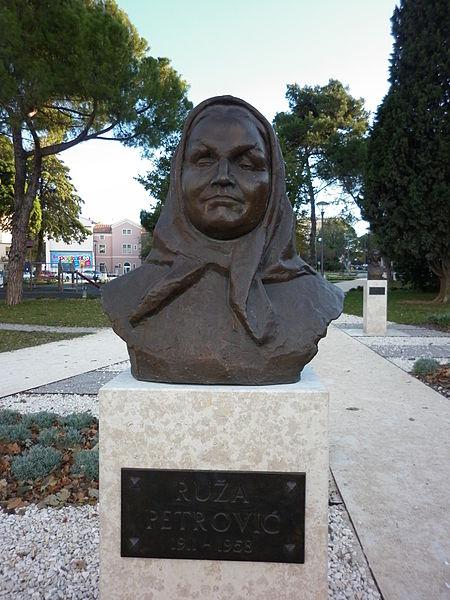 Buste Ruža Petrović