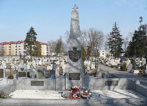 Begraafplaats Wrzesnia