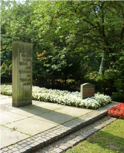 War Graves Neuer Friedhof Rostock