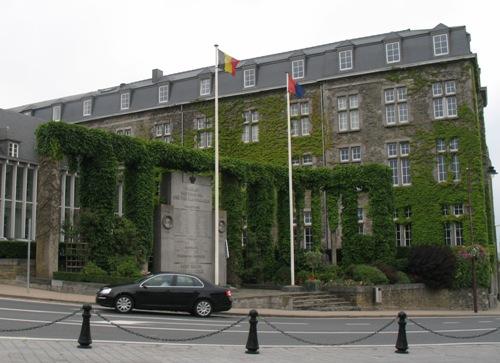 Oorlogsmonument Bastogne
