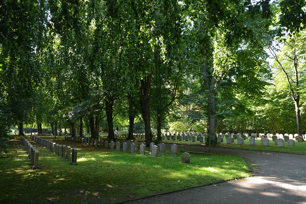 German War Graves Nordfriedhof