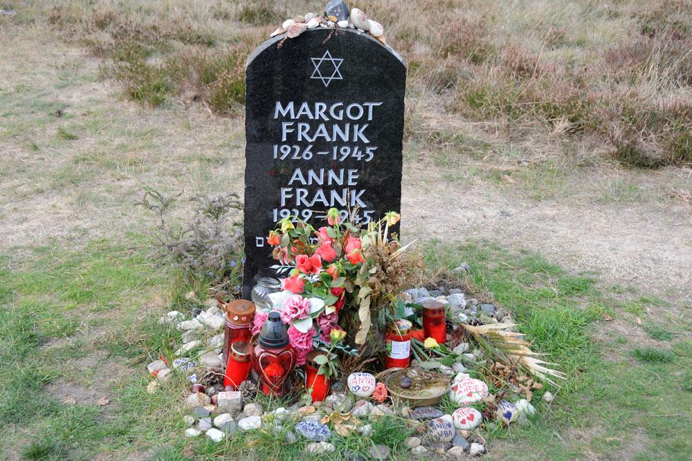 Anne Frank timeline | Timetoast timelines  |Margot Frank Concentration Camp