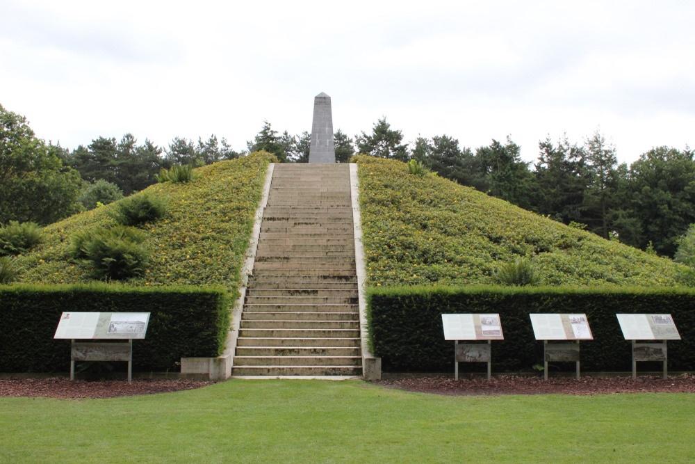 Memorial 5th Australian Division Zonnebeke