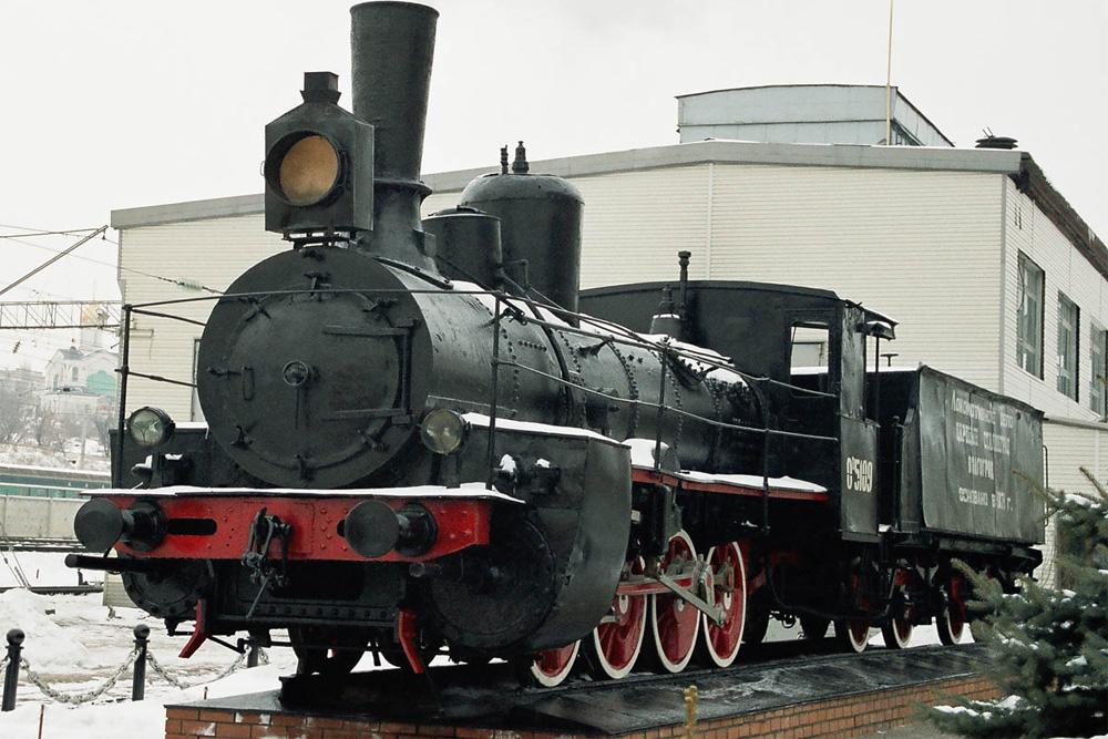 Steam Locomotive Ov-5109