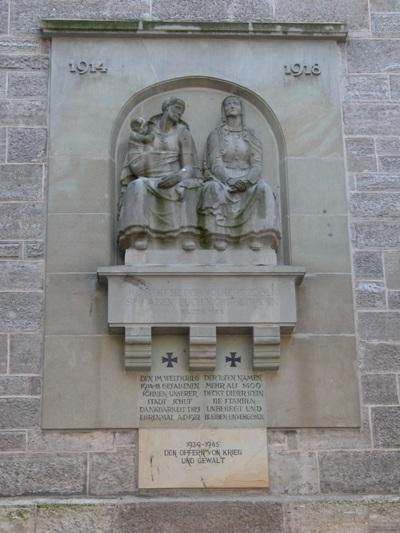 Oorlogsmonument Georgenkirche