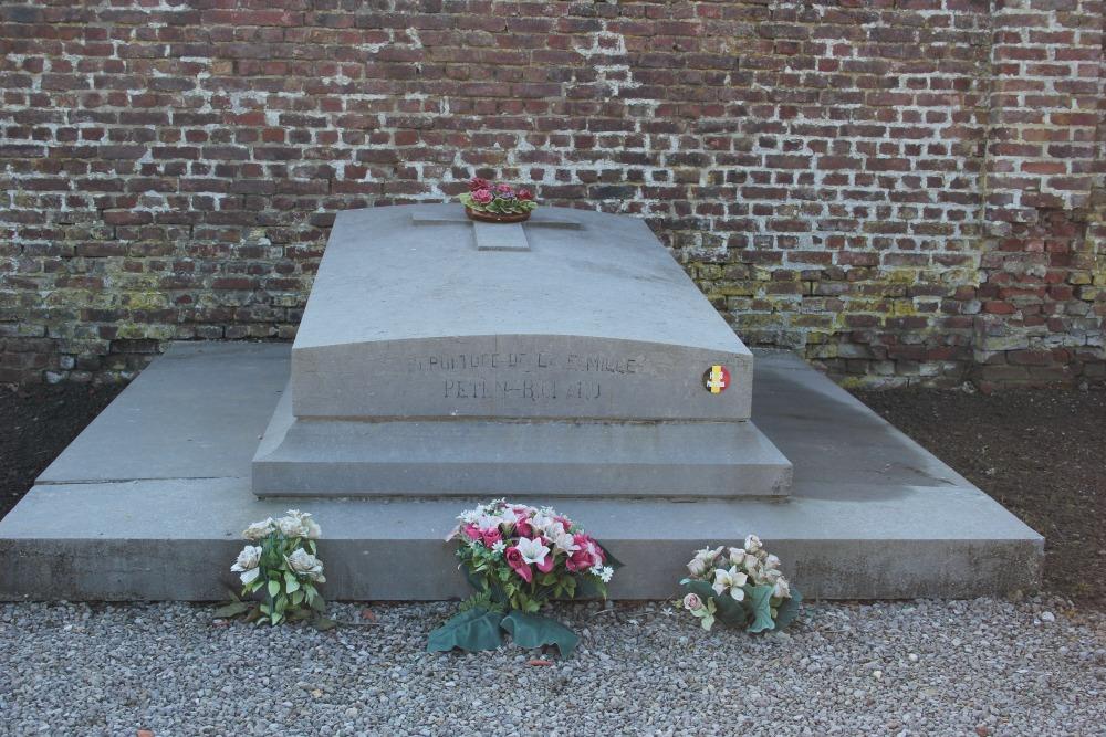 Belgian War Grave Hoegaarden