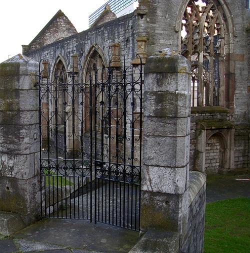 Ruins Charles Church