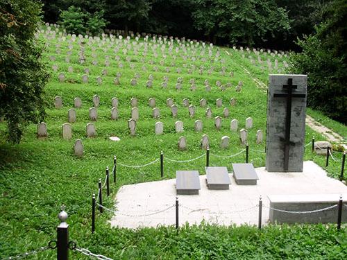 Oorlogsbegraafplaats Sopron