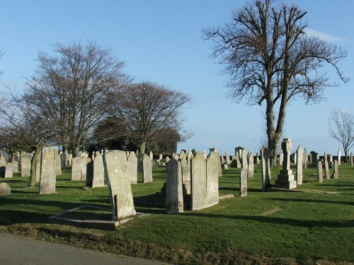 Commonwealth War Graves Mont-a-l'Abbe New Cemetery