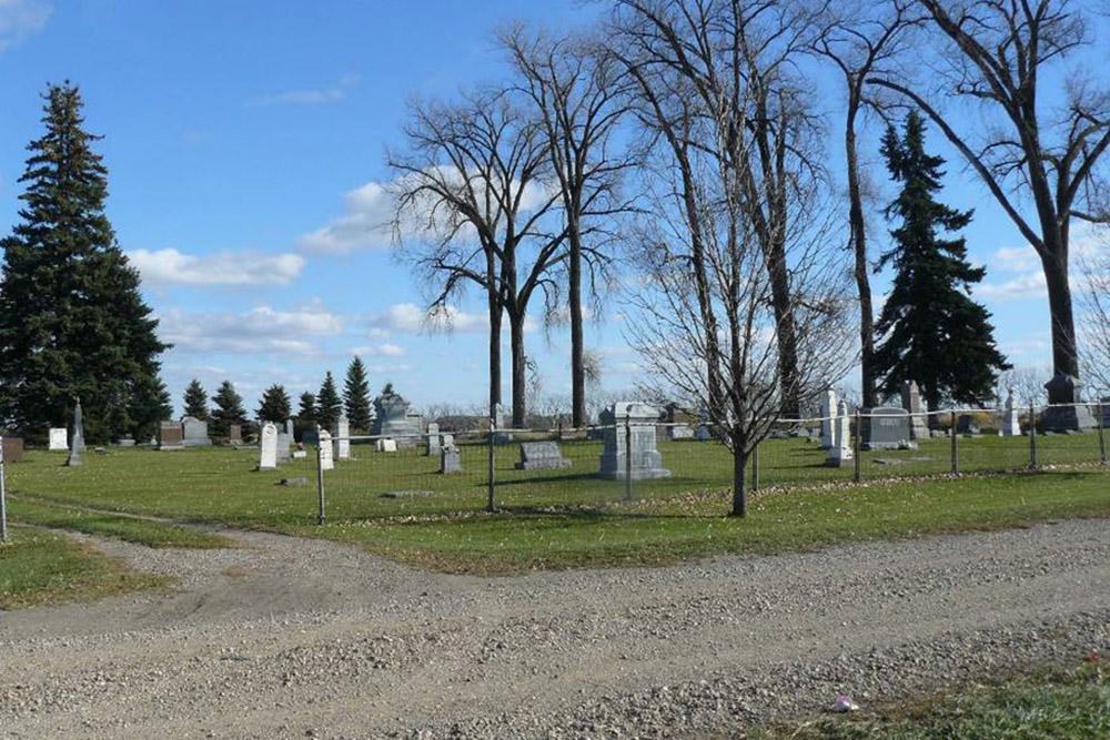 American War Grave Neche Union Cemetery