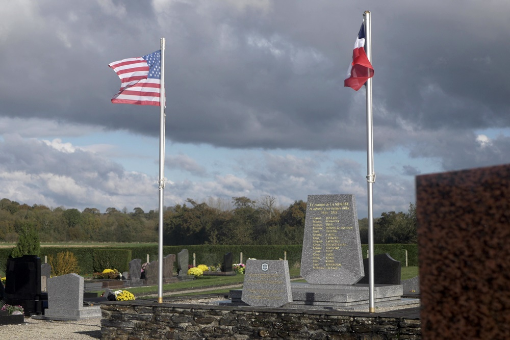 Memorial 35th Infantry Division