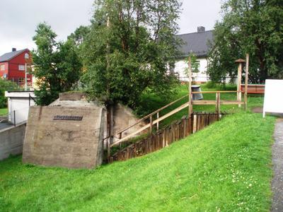 Bomb Shelter Andersgrotta